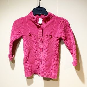 Gymboree button up sweater